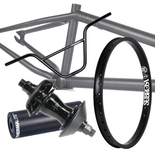 Запчастини BMX